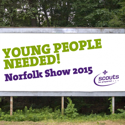 Young People Needed! – Royal Norfolk Show