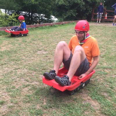 The fun, adventure and challenges…