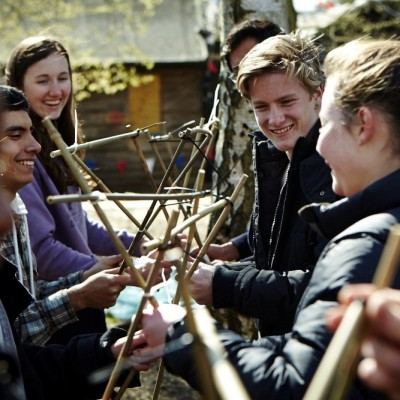 Help shape the future leadership of Scouting