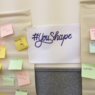 This week is #YouShape Week!