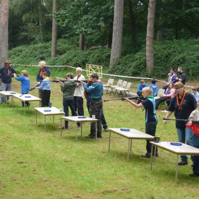 Norfolk Scouts County Shooting Competition
