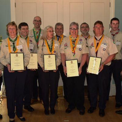 Recognising dedication and service