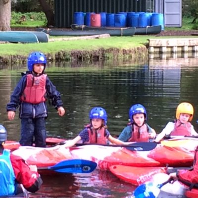 Canoeing and Kayaking Training Opportunity