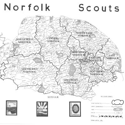Can you help Norfolk Scouts?