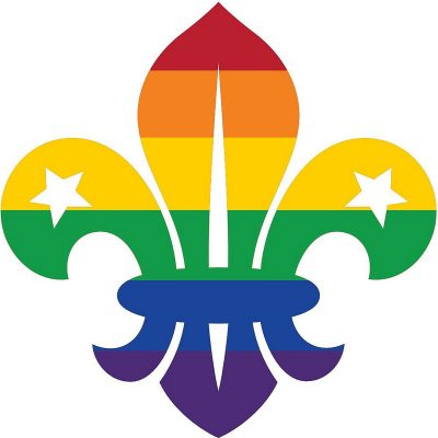 Represent Scouting at Norwich Pride