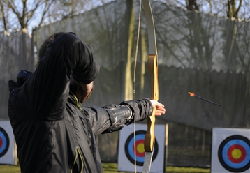 Scouts Archery Competition