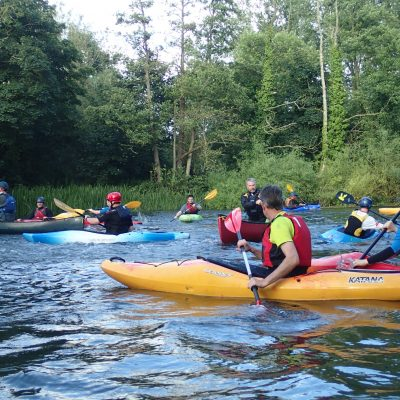County Water Activity Weekend