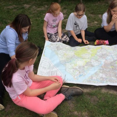 Young People find their way to Scouting