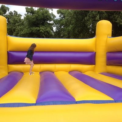 Inflatable Play Equipment Guidance