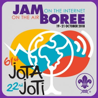 Jamboree on The Air (JOTA) 2018