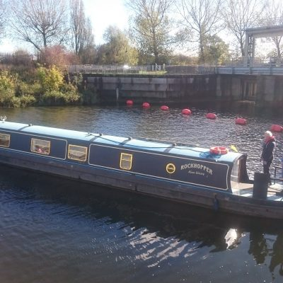 More Narrow Boating for Norfolk