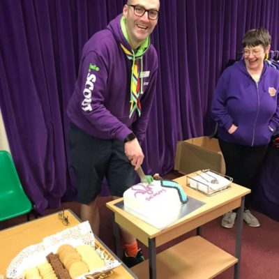 Eastern Norwich Scouts Information Sharing Day