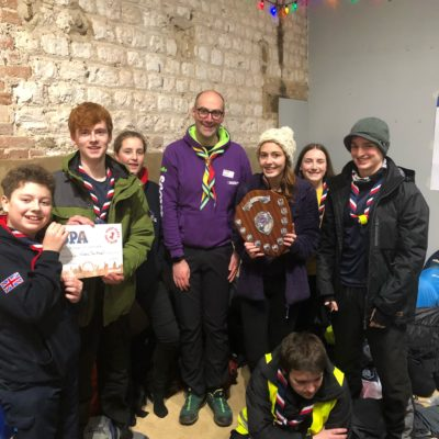 Assisitant County Commissioner – Explorer Scouts