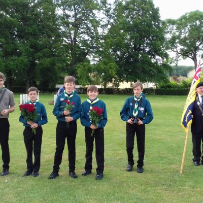 Assistant County Commissioner – Scouts