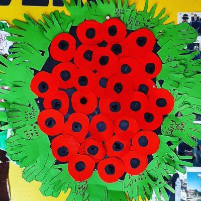 Norfolk Scouts remember the fallen…