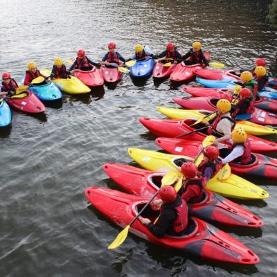 Canoe Team Permit Training