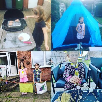 Camp@home with Eastern Norwich