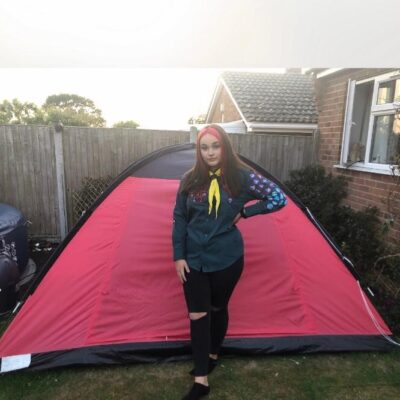 Camp out on Wednesday 29 July for Holly
