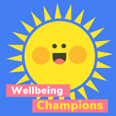 Become a Wellbeing Champion and help #TearDownTheTaboo