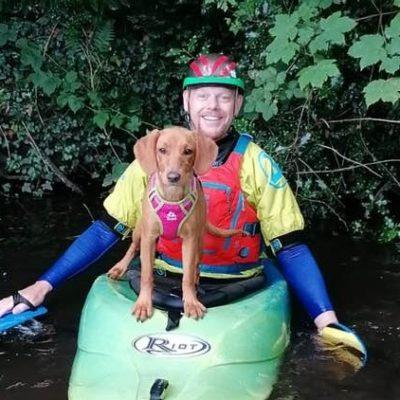 Alex: our SASU manager (Canoe Team)