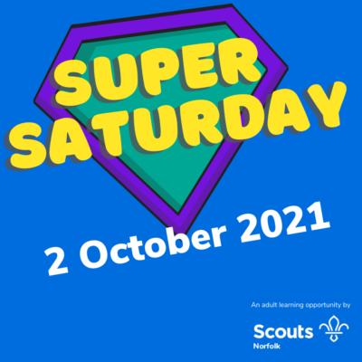 Super Saturday 2 – 2 October 2021